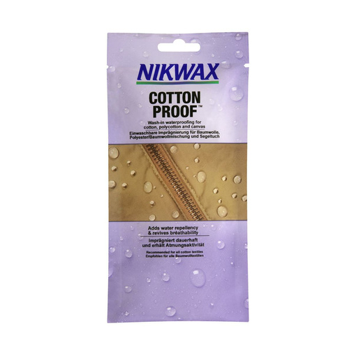 Nikwax Cotton Proof® (50 ml)