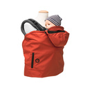 Babywearing Cover Softshell terracotta