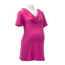 Tunic Emma raspberry L
